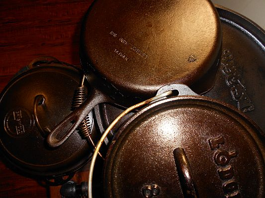 American Cast Iron versus Foreign Cast Iron