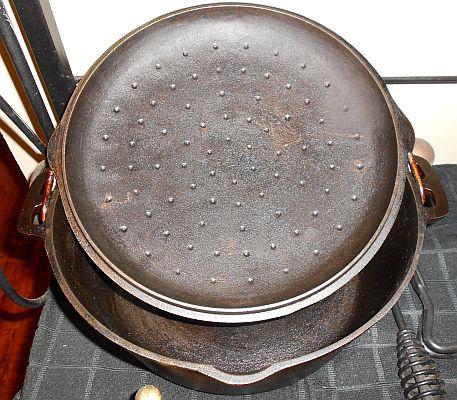 BSR Century No. 10 Dutch Oven