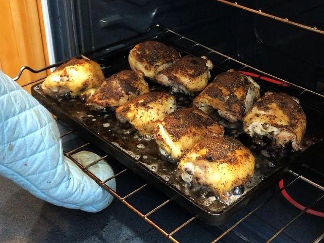 Baked Chicken 01