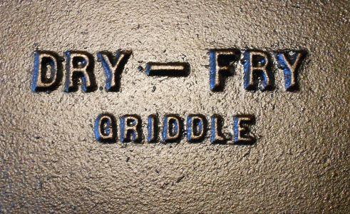 Dry Fry Logo
