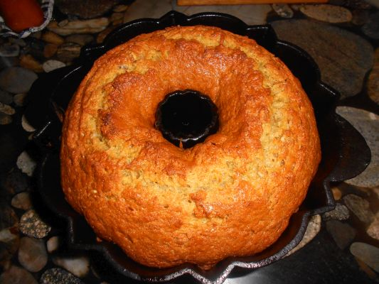 Southern Moonshine Cake