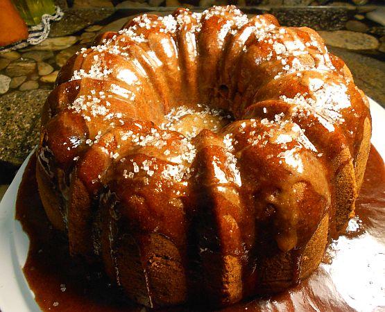 Pumpkin Spice Cake 04