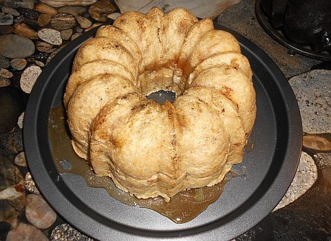 Bundt Apple Pie - Revealed