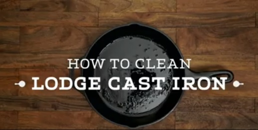 How To Wash Lodge Cast Iron
